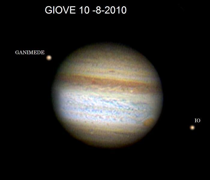 Gruppo astrofili rozzano gallery sistema solare giove for I suoi e i suoi bagni